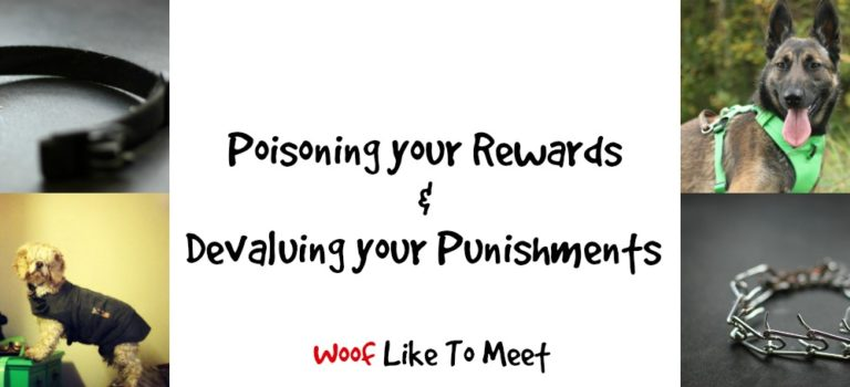 Poisoning your Rewards and Devaluing your Punishments